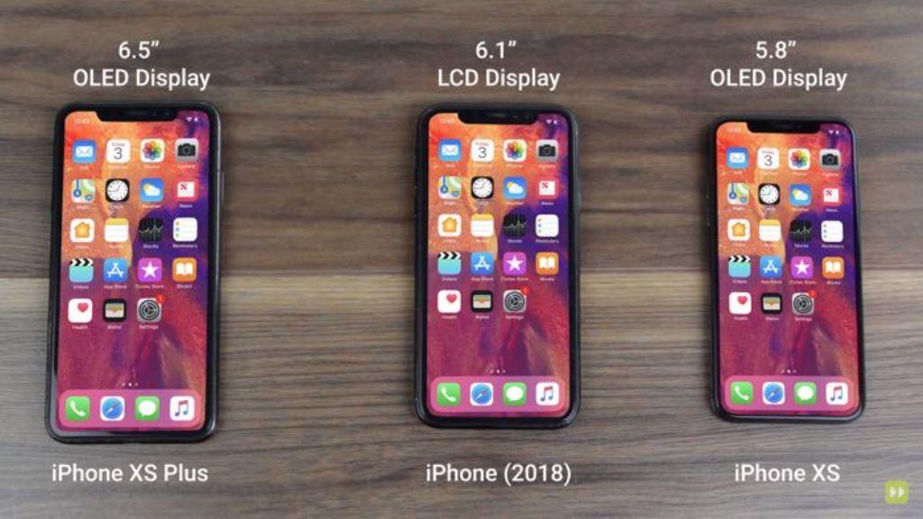 Apple в сентябре представит три новых iPhone