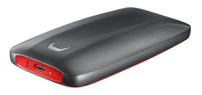 Samsung представила новый SSD