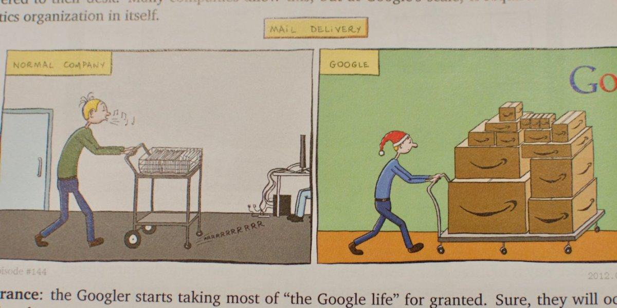 Когда экс-СЕО Google Эрик Шмидт анонсировал серию повышений, бонусов и подарков, некоторым сотрудникам все равно было мало