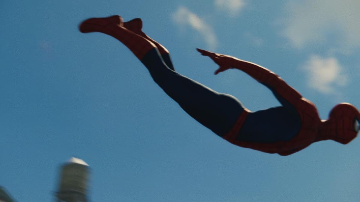 Человек-паук читать как герой