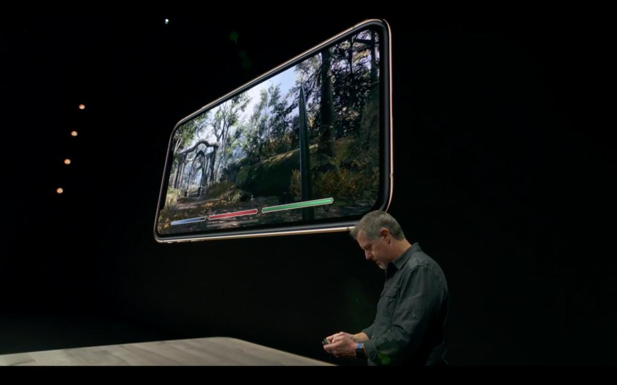 На iPhone можно будет играть в Blades