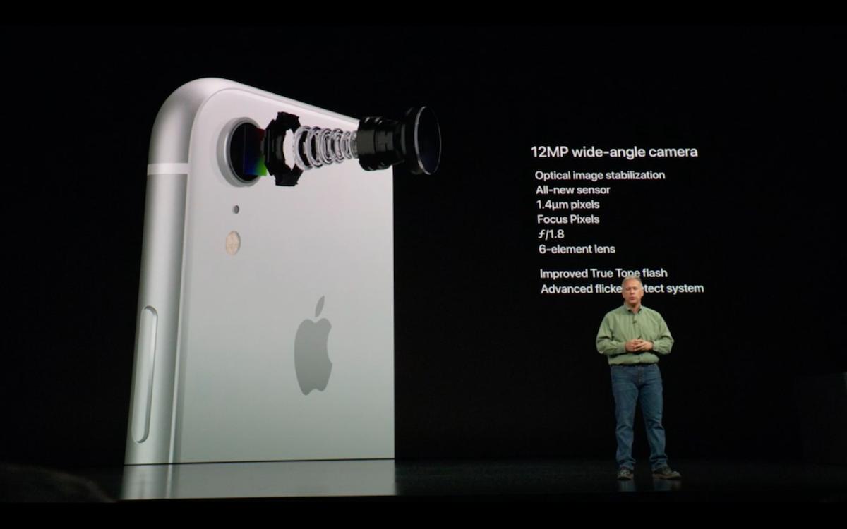 Камера нового бюджетного iPhone