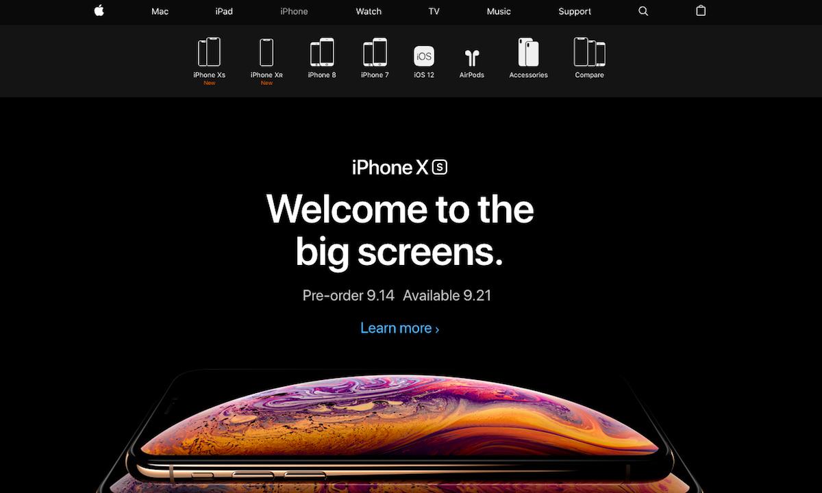Apple прекратила продажу iPhone X