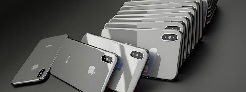 iphone x сняли с продажи