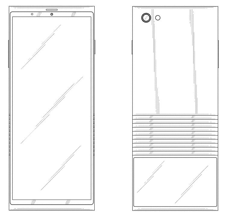 Гибкий смартфон от Lenovo сможет складываться так, как угодно пользователю