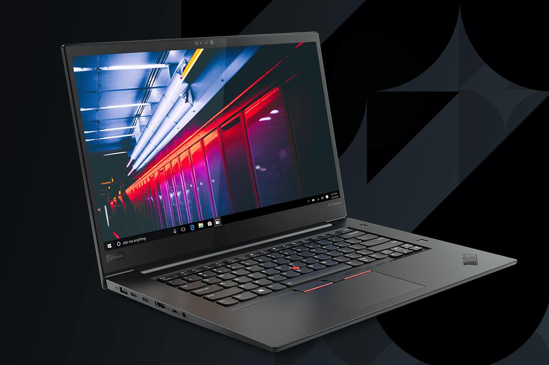 В Украине представили мощный тонкий ноутбук Lenovo
