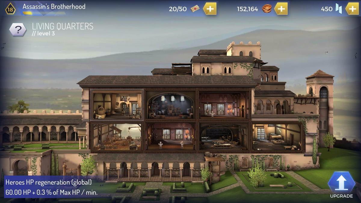 Assassin's Creed выйдет в ноябре на смартфоны