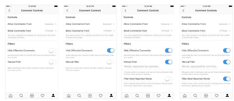Instagram начнет использовать искусственный интеллект  для проверки комментарием