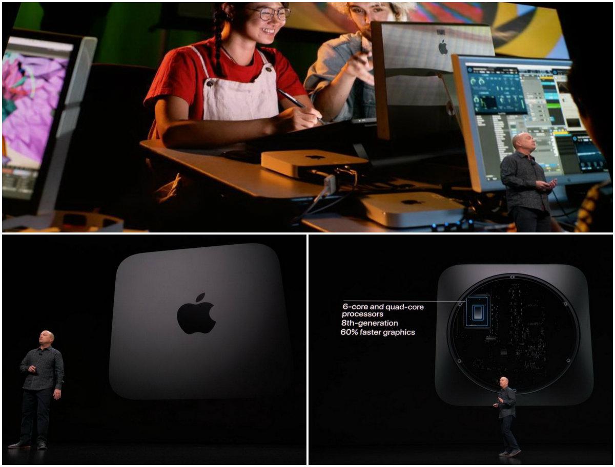 Характеристики Mac Mini