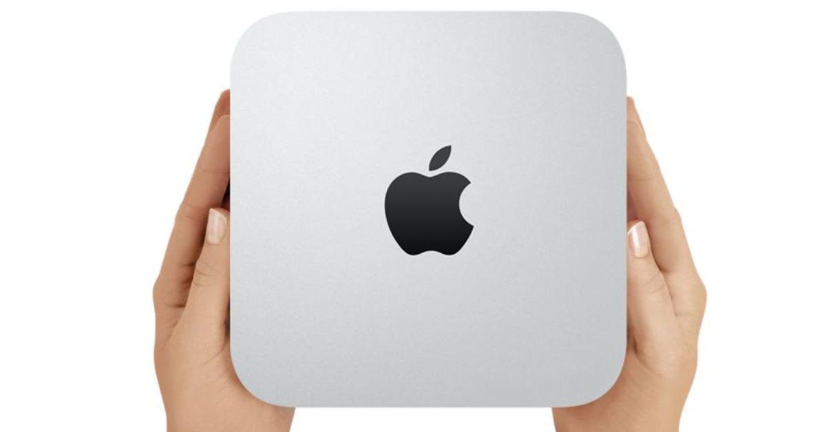 Как вам Mac Mini?