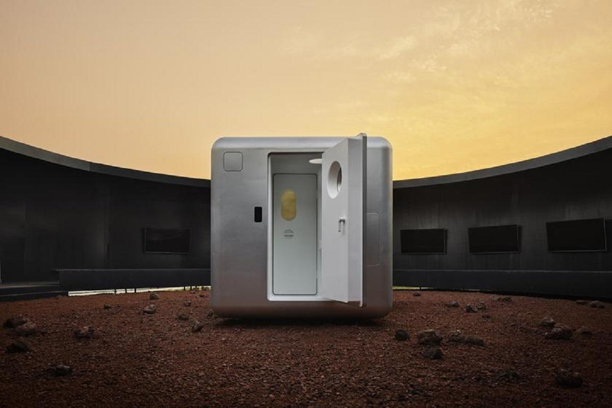 Капсула для жизни на Марсе
