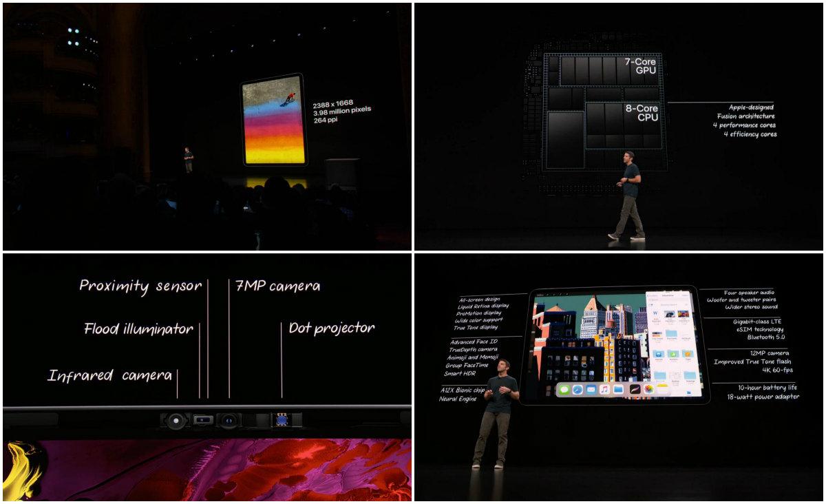 Характеристики нового планшета от Apple
