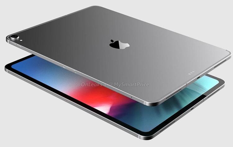 Сегодня покажут новый iPad Pro