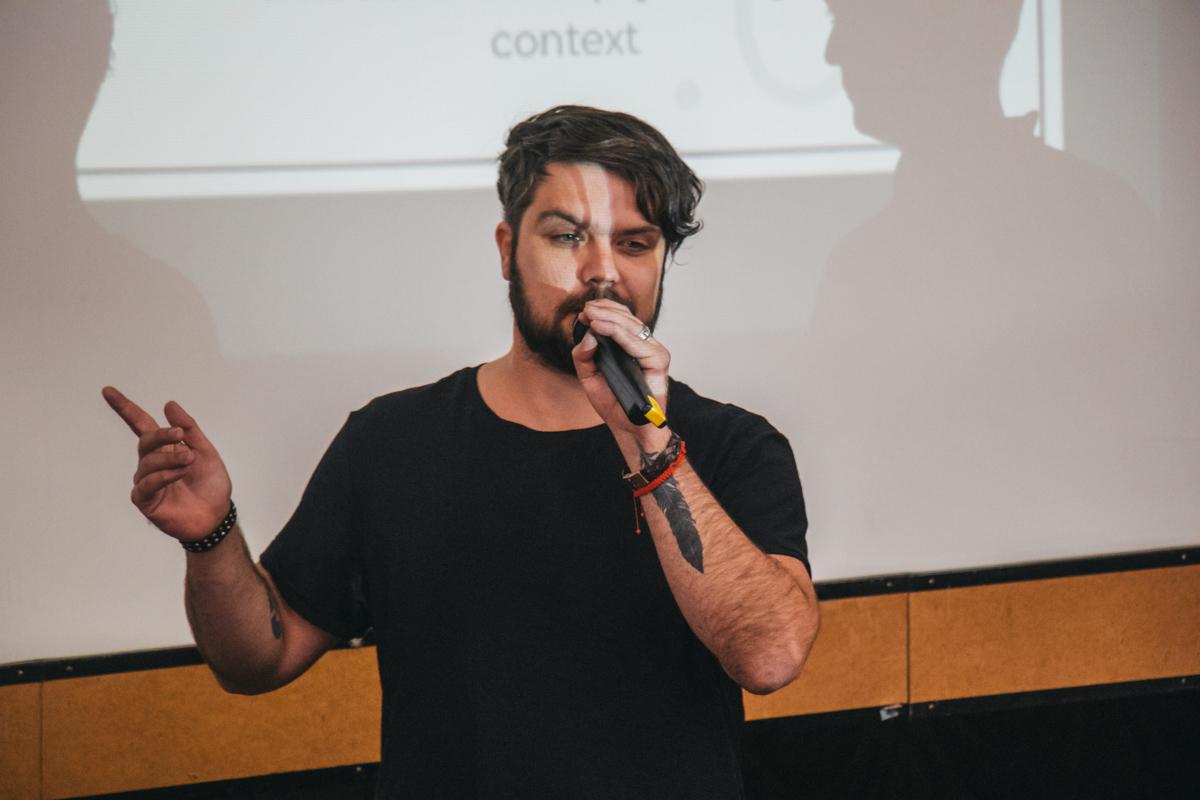 Один из создателей проекта ZMIST