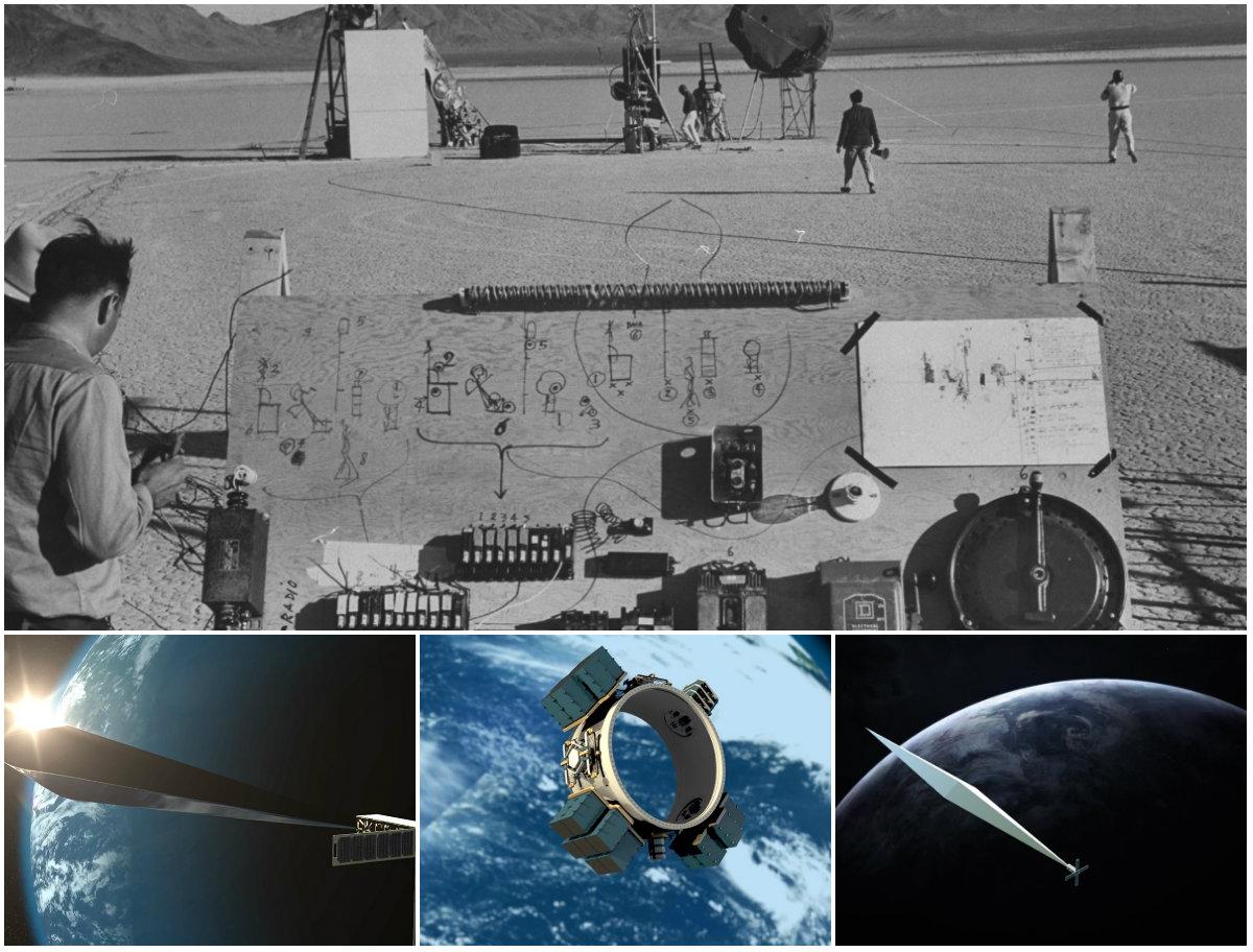 Арт-инсталляцию должны запустить в космос в конце октября 2018 года