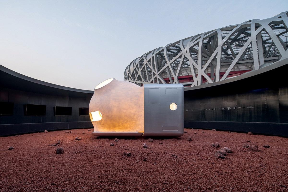 Марсианский дом от Xiaomi