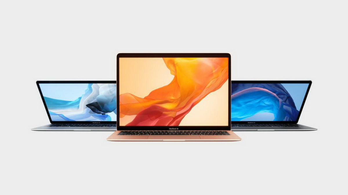 Новый MacBook Air получил экран Retina