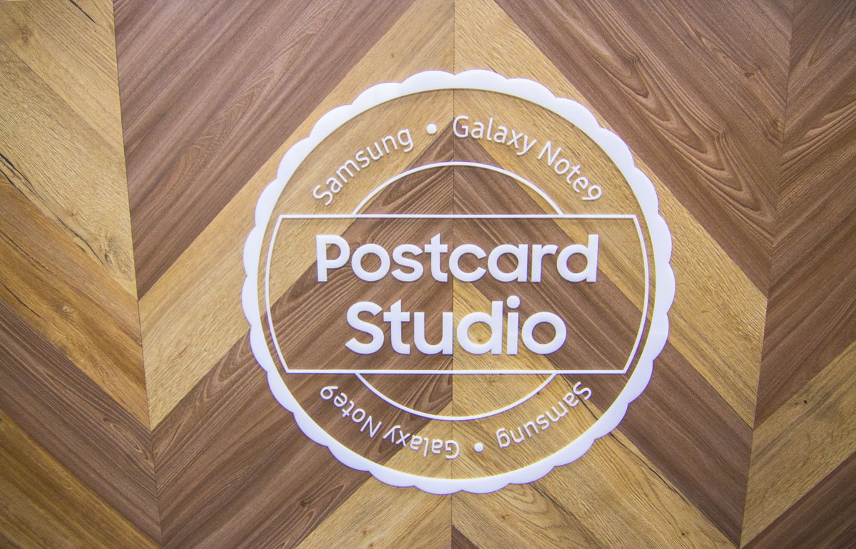 Postcard Studio