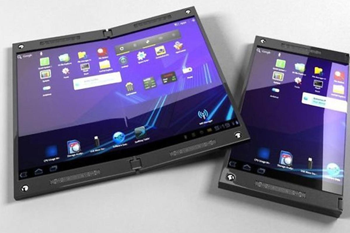 Samsung выпускает новый складной смартфон