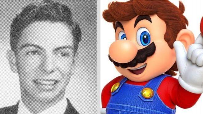 Марио Сигале — прототип героя Super Mario