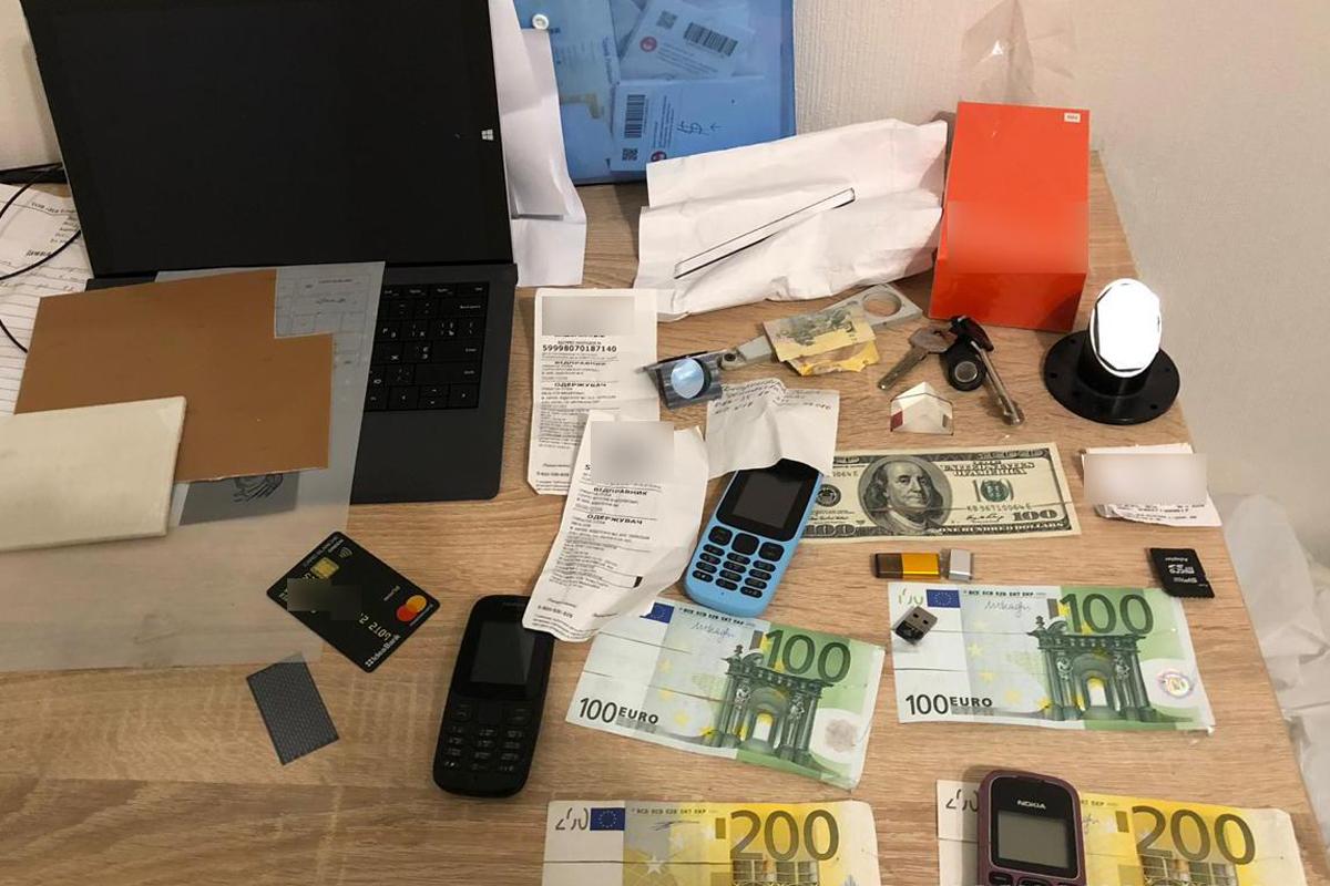 Мошенникам удалось обмануть терминалы Приватбанка