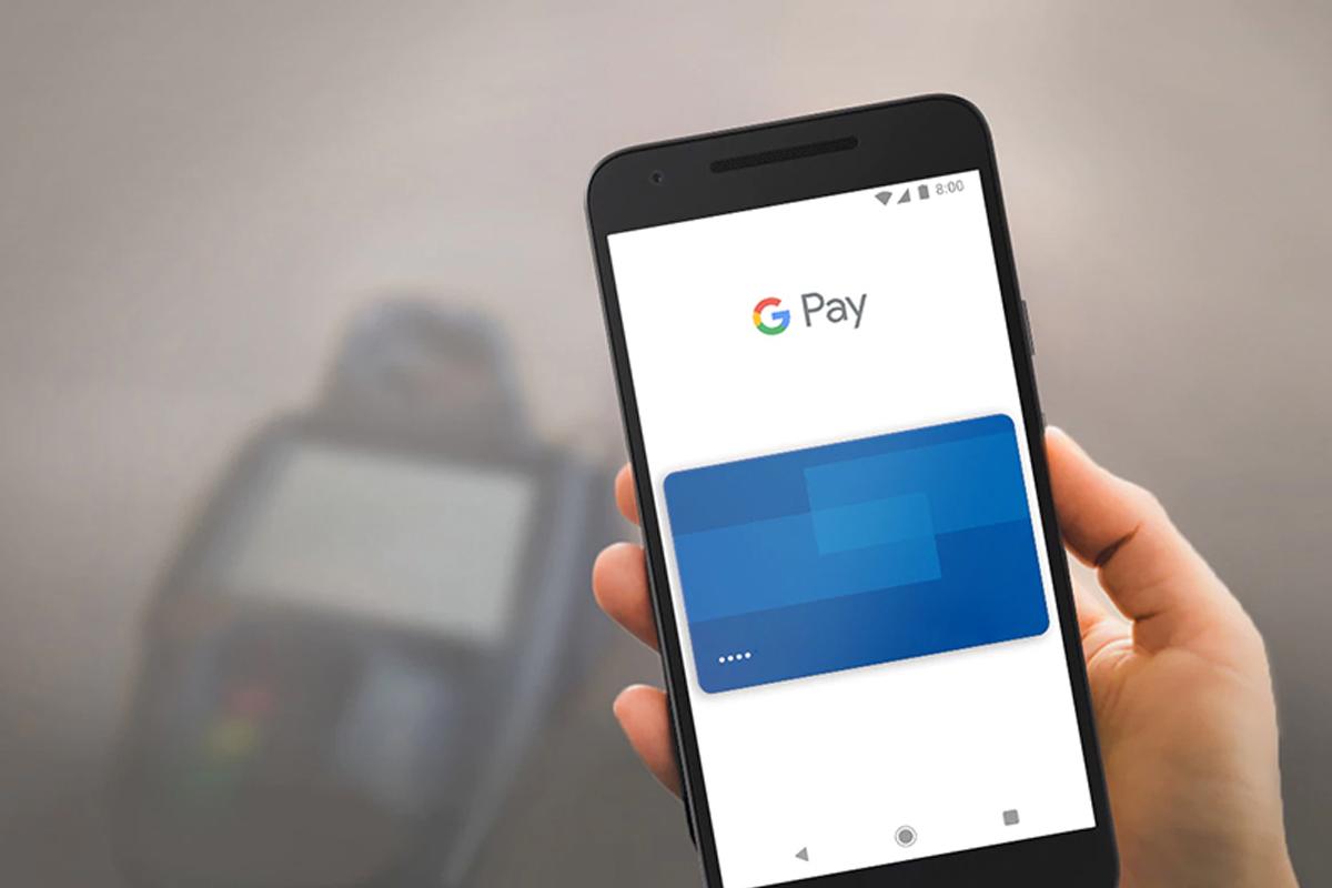Оплачивайте товары с помощью Google Pay