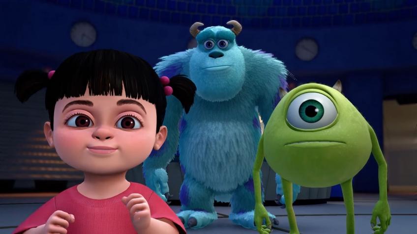 Disney планирует приступить к производству Корпорации монстров