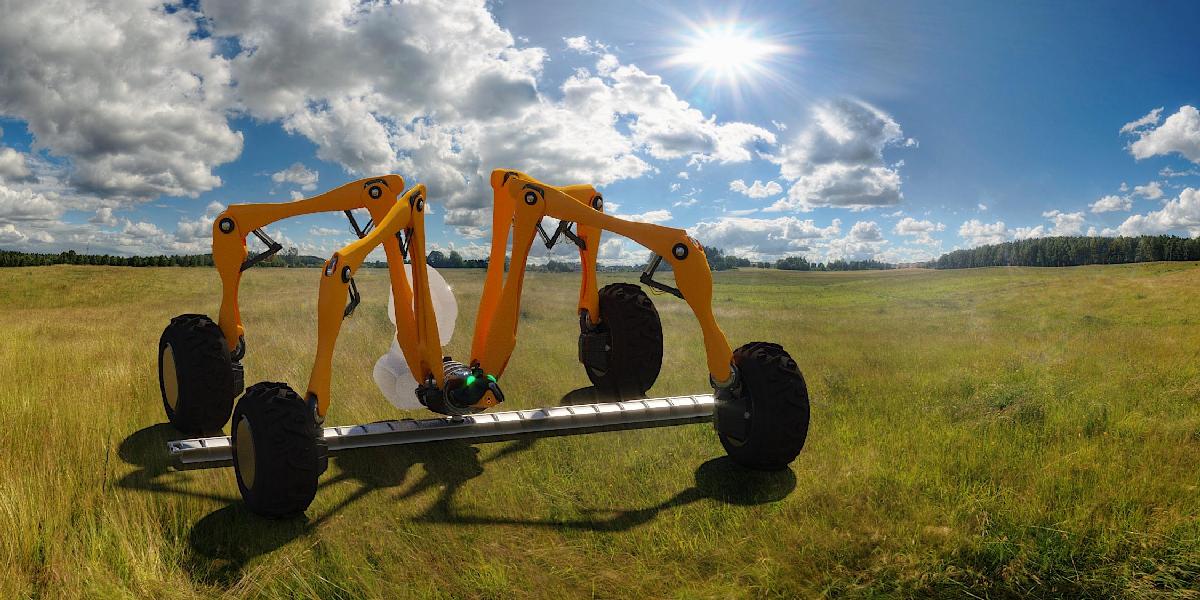 Роботы экологичнее и эффективнее тракторов