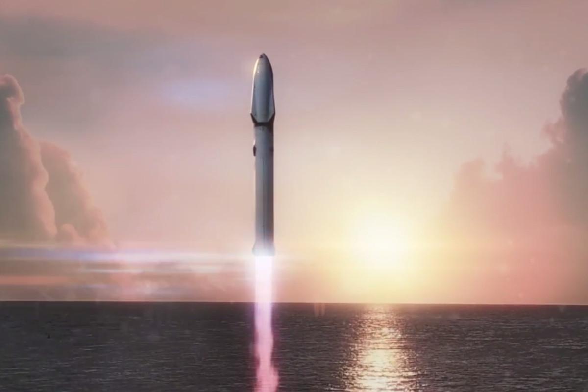 Теперь Big Falcon Rocket будет называться Starship