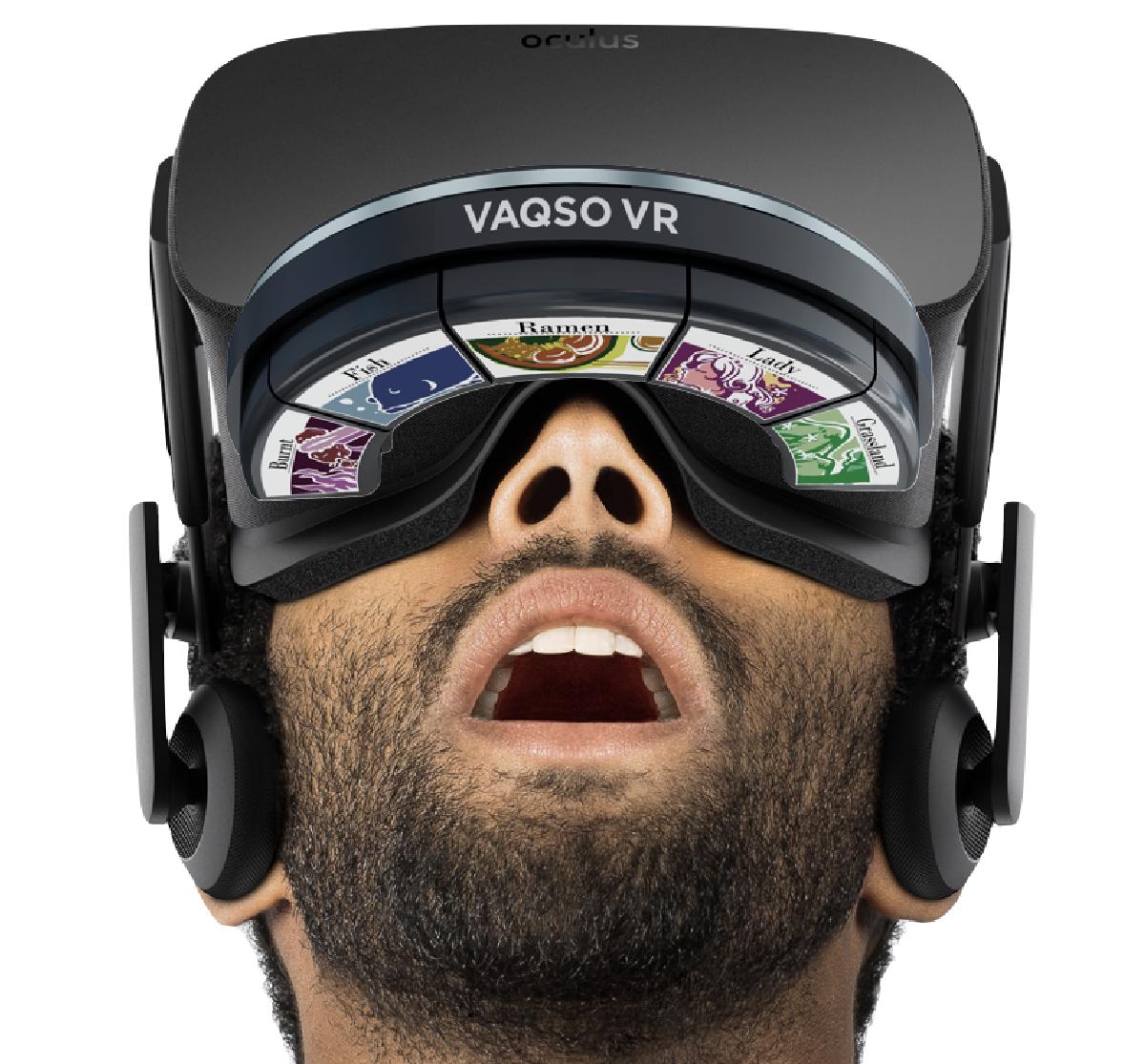 Виртуальная реальность с настоящим запахом