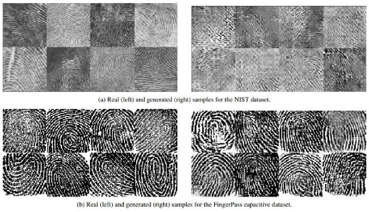 Нейросети достаточно лишь части отпечатка пальца
