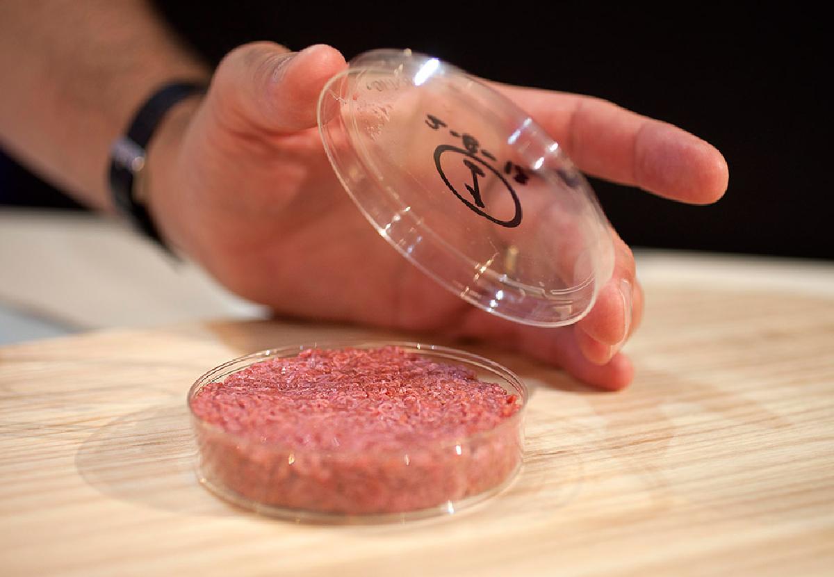 Существует несколько нишевых стартапов по производству «лабораторного мяса»
