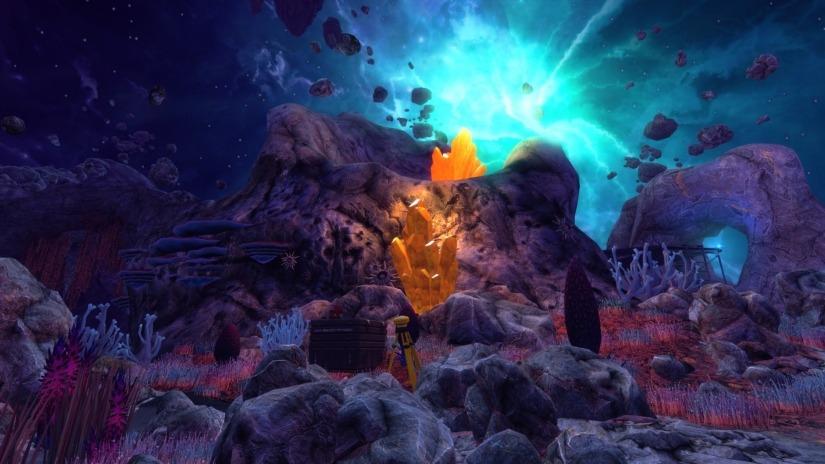 Новые локации в Black Mesa: Xen