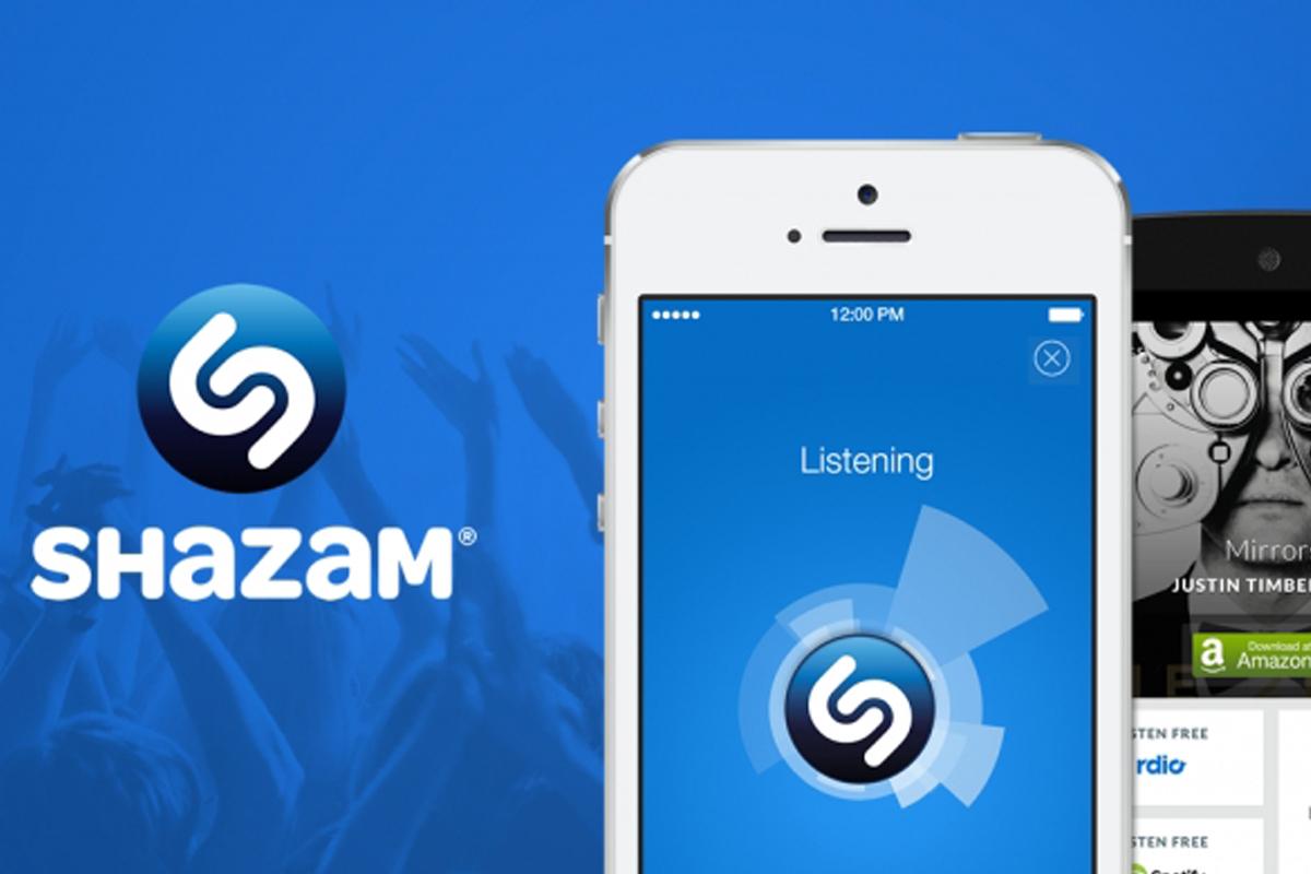 Приложение Shazam