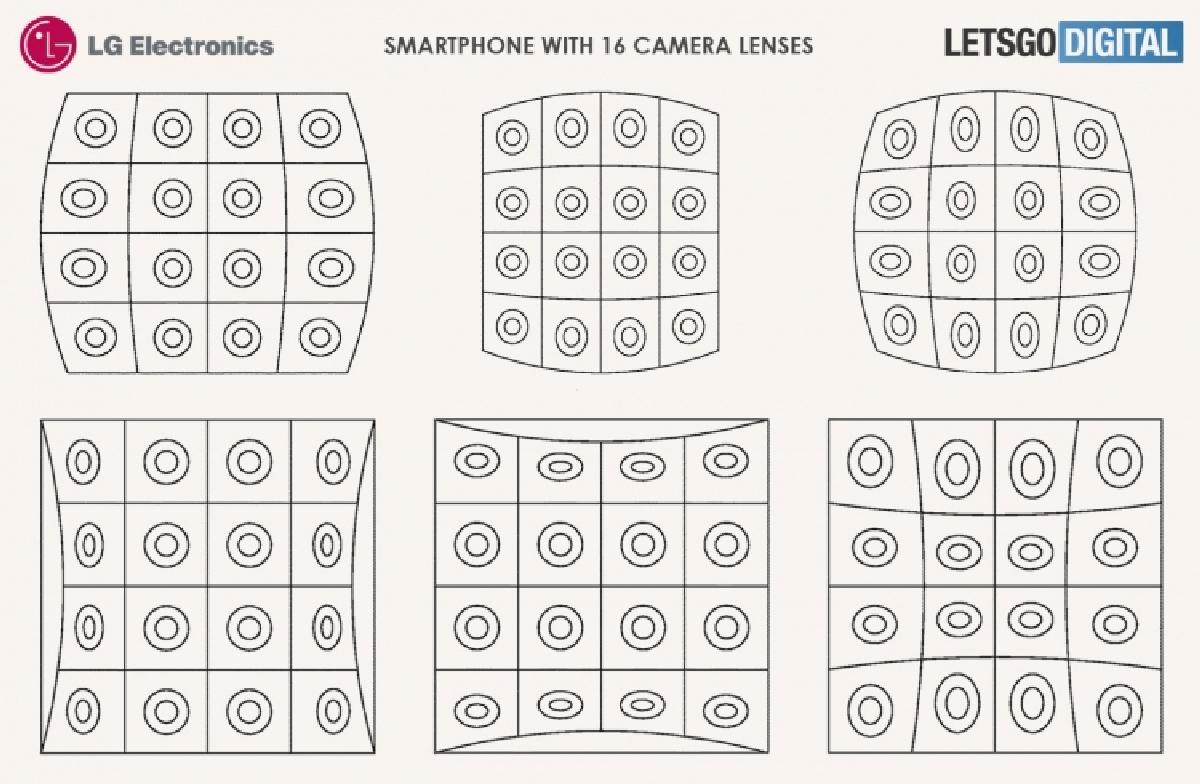 16 камер для получения объема и других возможностей.