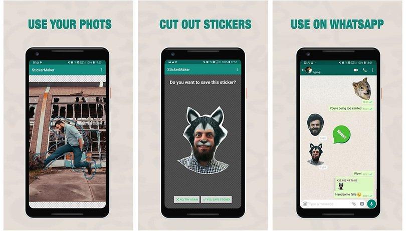 Приложение для создания стикеров Sticker Maker
