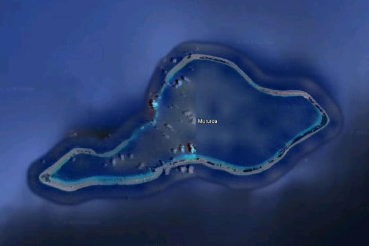 Моруроа – загадочный остров во Французской Полинезии, используемый для ядерных испытаний