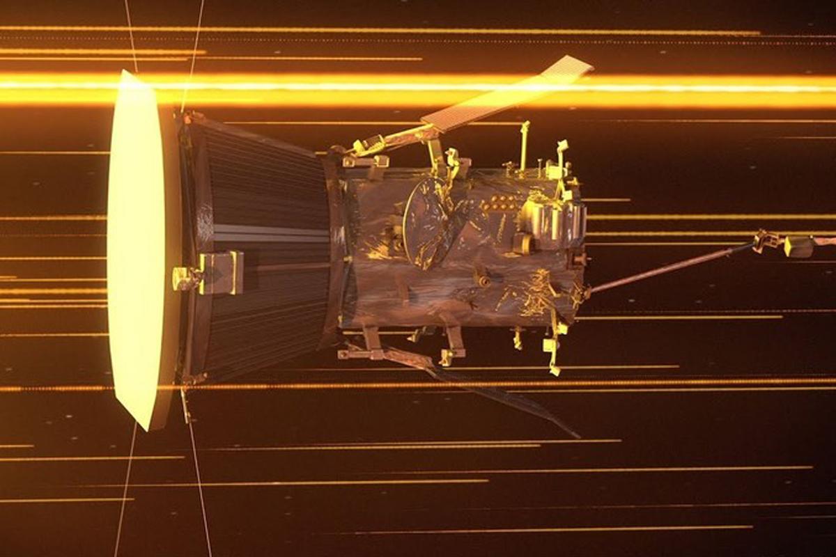 Солнечный зонд «Паркер»