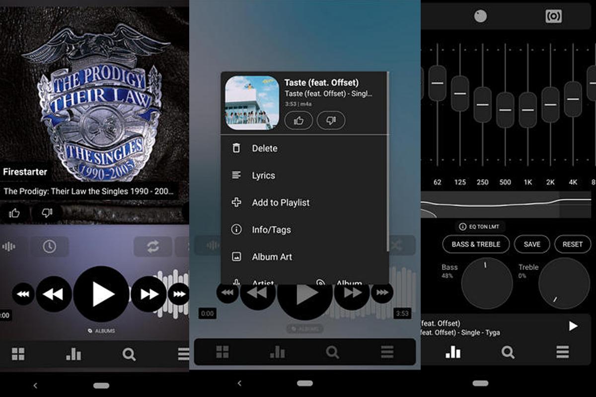 Новая версия аудиоплеера Poweramp