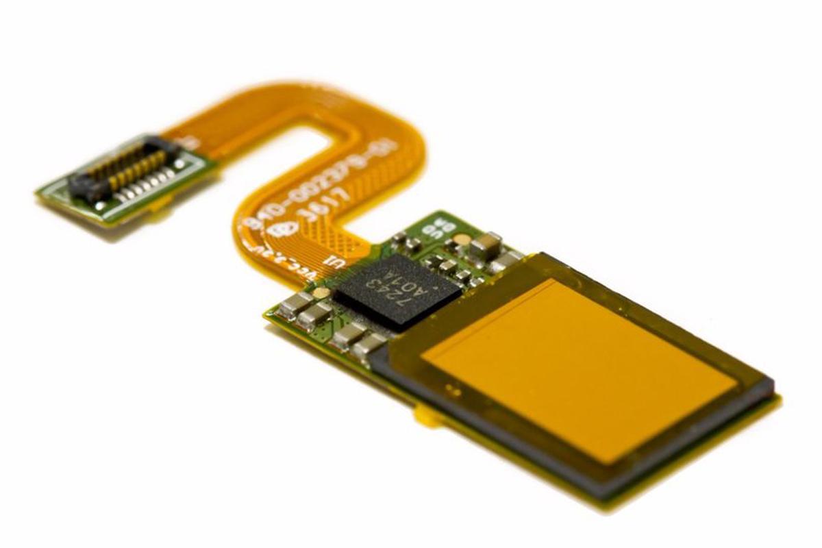 Сканер Clear ID от Synaptics