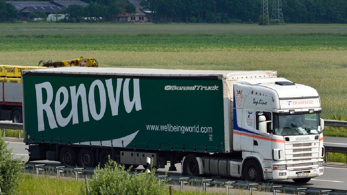 Scania разрабатывает грузовик на водородном топливе