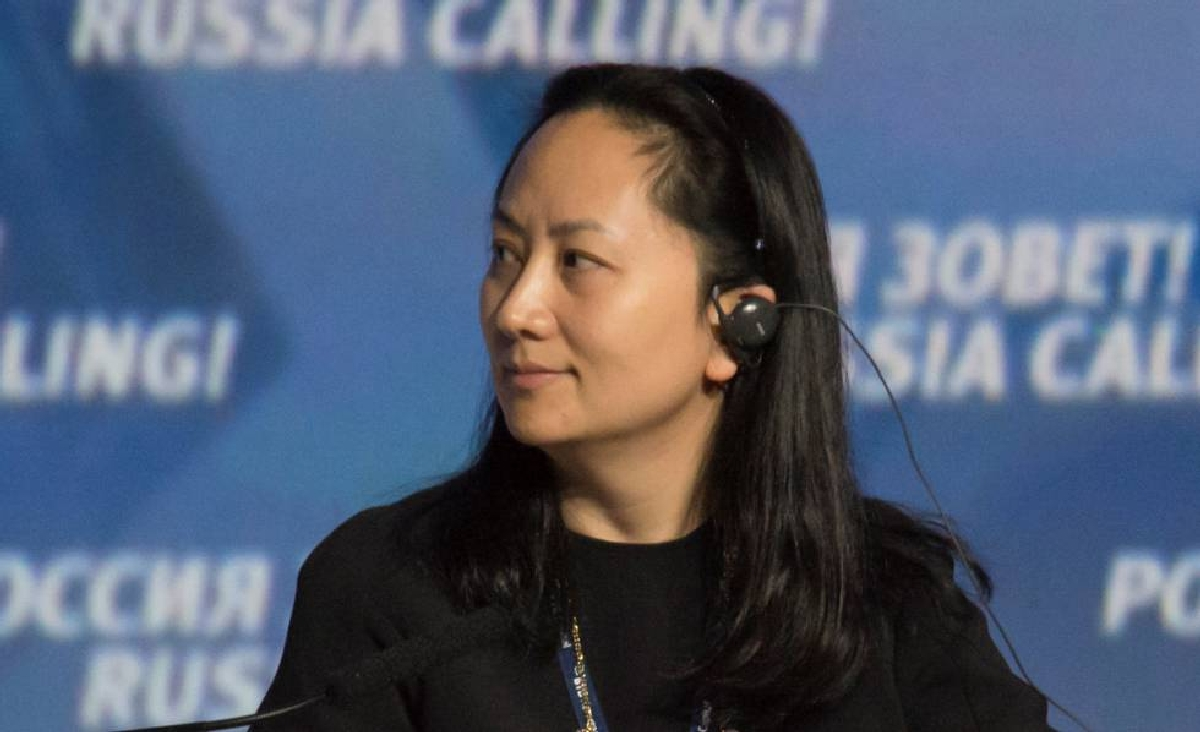 В Канаде арестовали финансового директора Huawei - Мэн Ваньчжоу