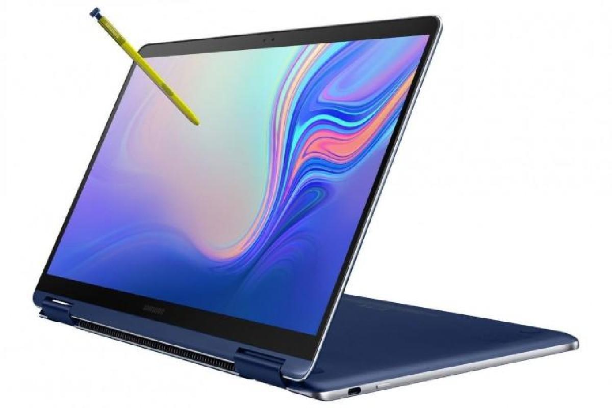 Важным улучшением стало обновление встроенной в ноутбук ручки для графического письма - S Pen