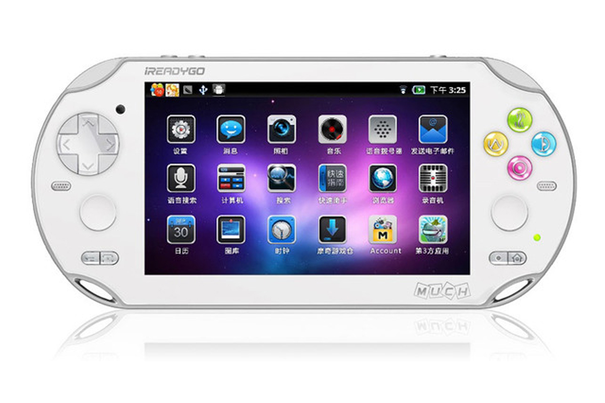 iReadyGo Much 3G (i2)
