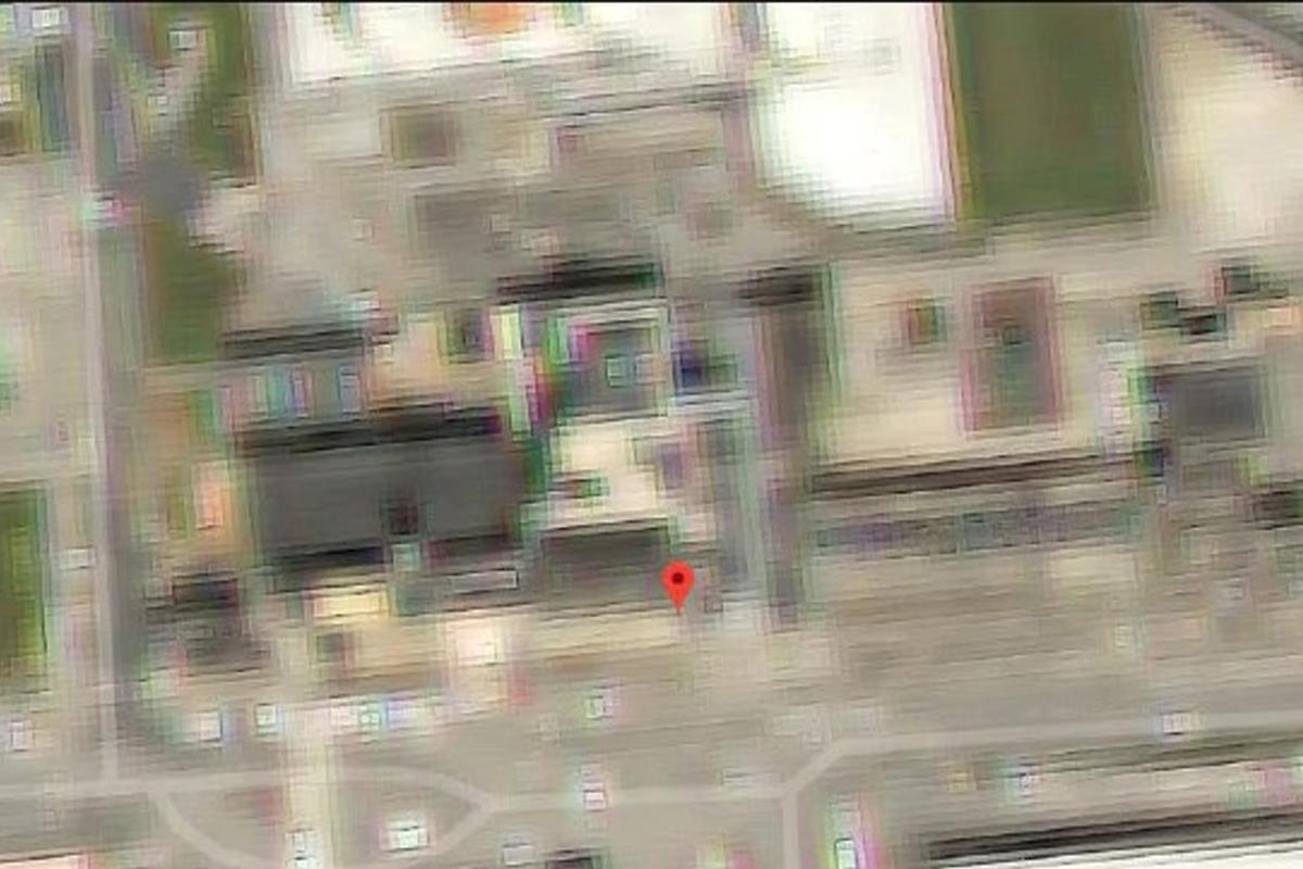 Французская установка по переработке ядерного топлива недоступна для просмотра на картах Google