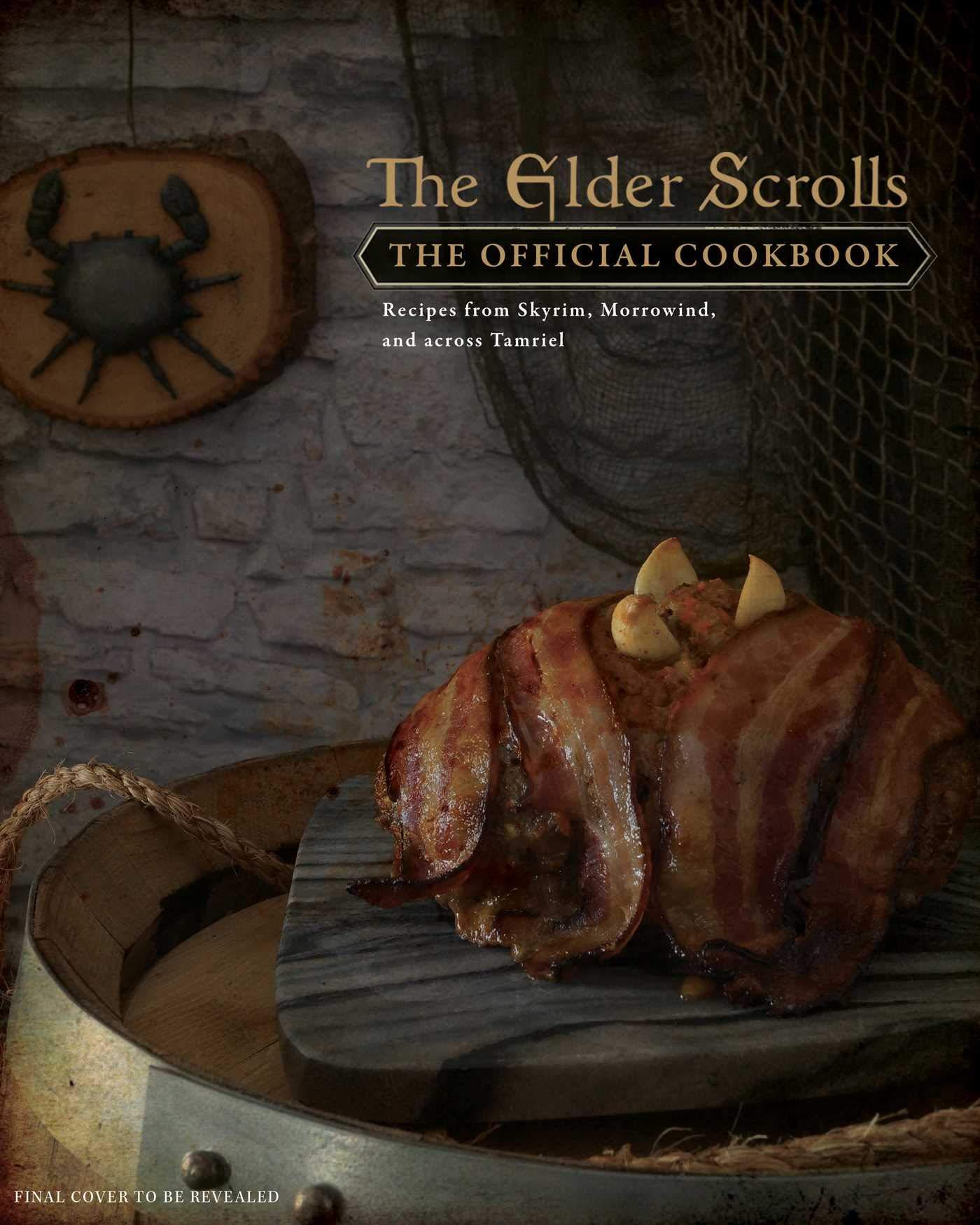 Обложка кулинарной книги