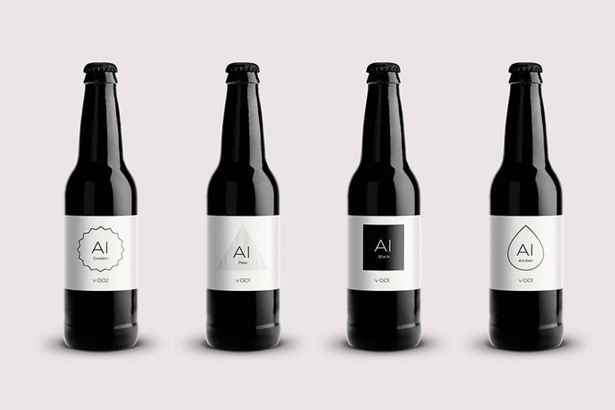 Пиво, сваренное искусственным интеллектом