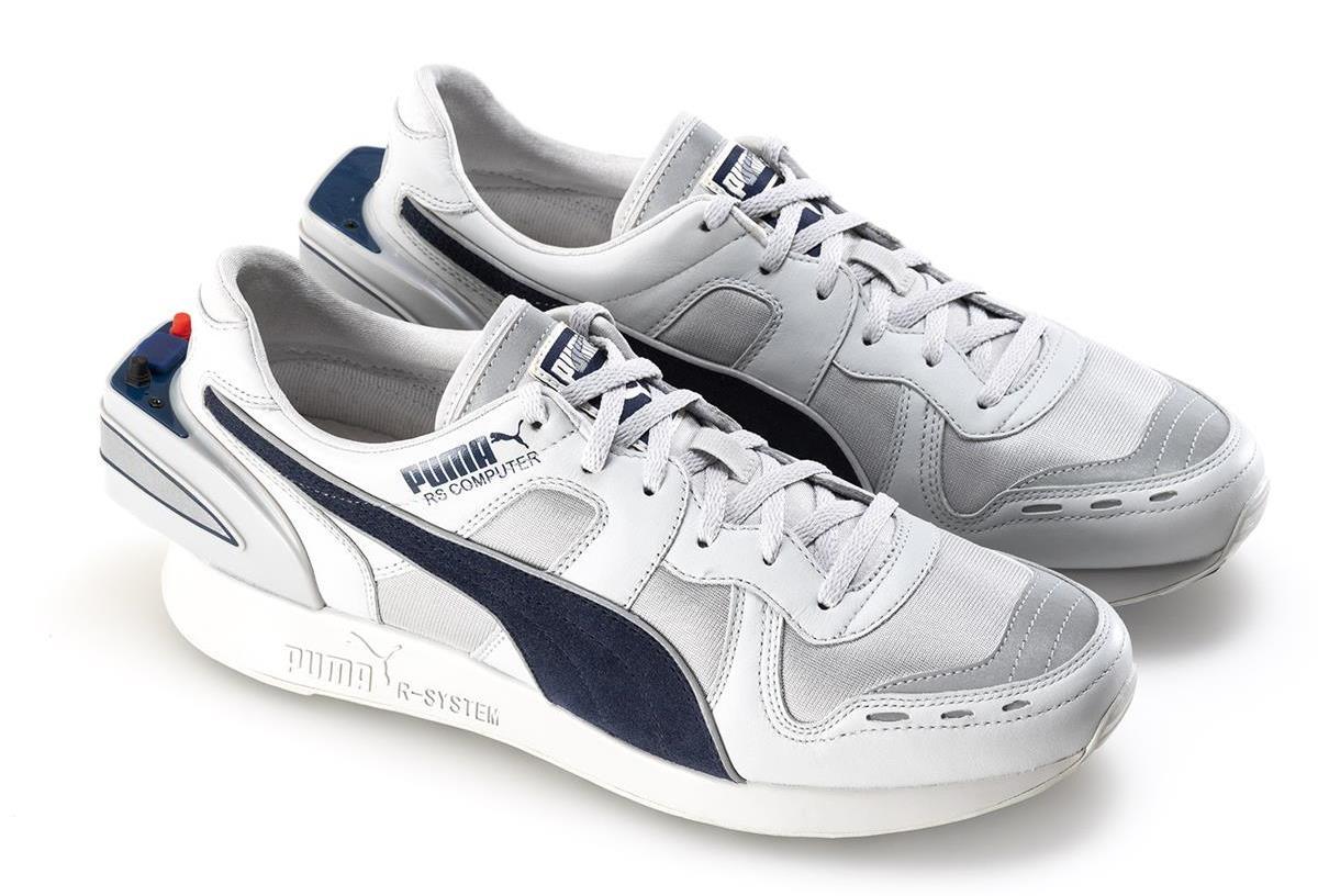 Новая модель кроссовок является перевыпуском популярной в 1980-х годах модели RS-Computer Shoe
