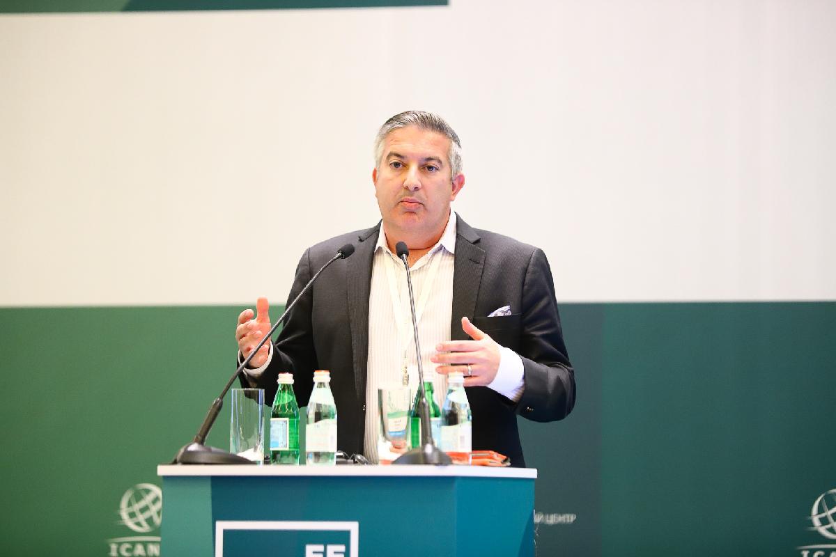 Важность концепции Universal Acceptance объяснил старший директор ICANN Патрик Джонс