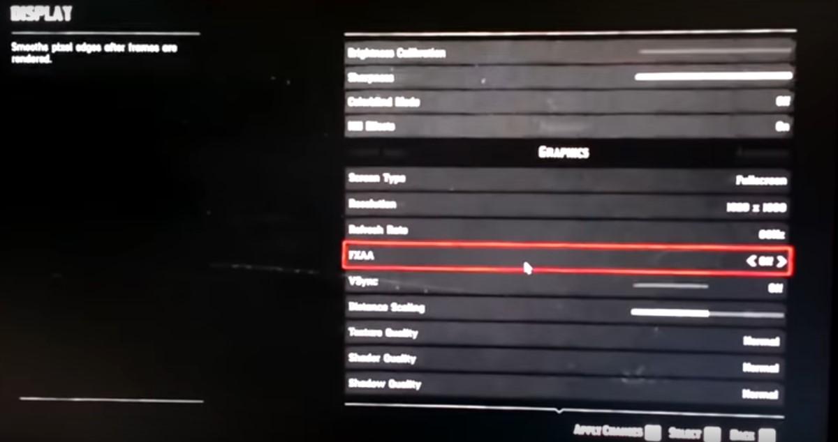 Так выглядит меню в компьютерной версии Red Dead Redemption 2